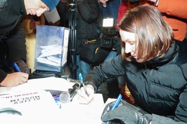 Активісти підписали петицію до міжнародних місій