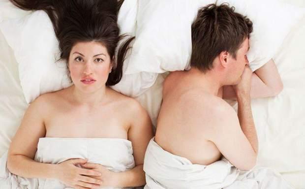 При проблемах з сексом необхідно звернутися до фахівця