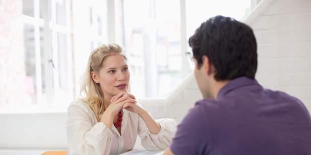 Запитайте, чи все влаштовує партнера у сексуальному житті