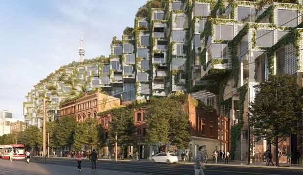 Канада Торонто архітектура