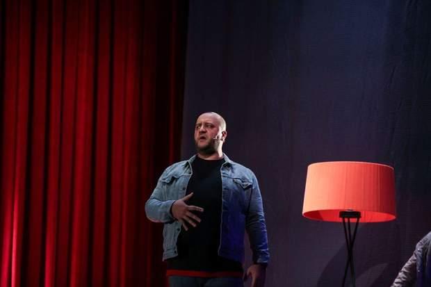 Єгор Крутоголов вийшов на сцену після аварії