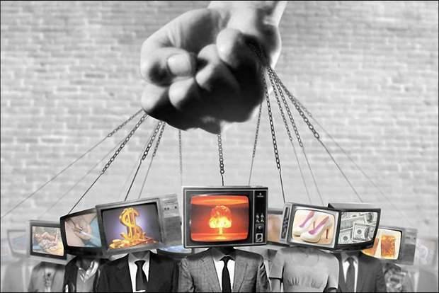 Пропаганда ТВ Кремлывська пропаганда
