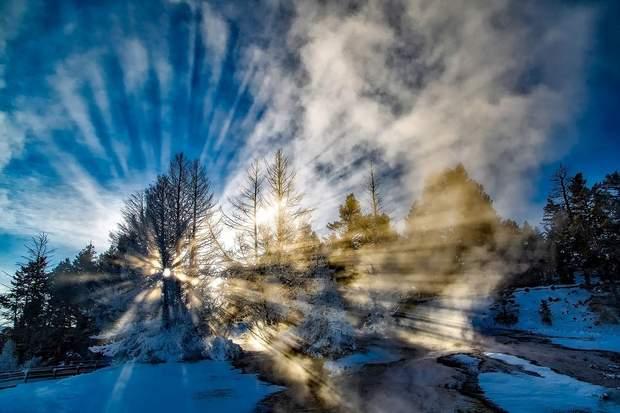 зимове сонцестояння 2018