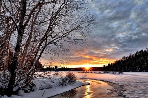 зимове сонцестояння 2019