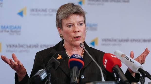 Заступниця генерального секретаря НАТО Роуз Геттермюллер