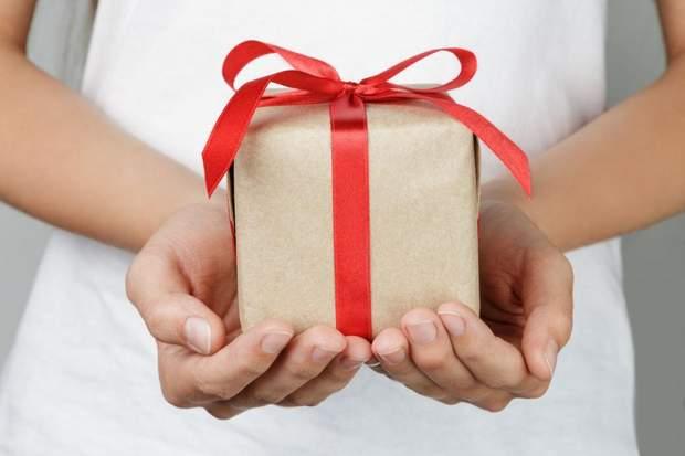 Дарувати приємніше, ніж отримувати