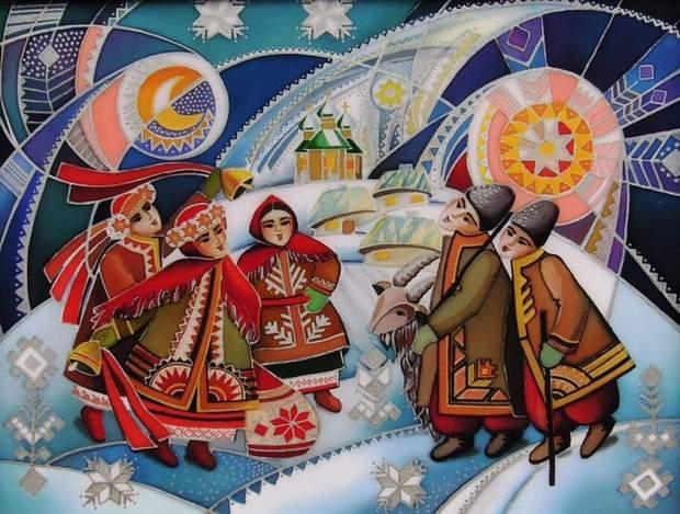 різдво в україні 2018