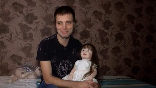 сергій бондар лялька-реборн