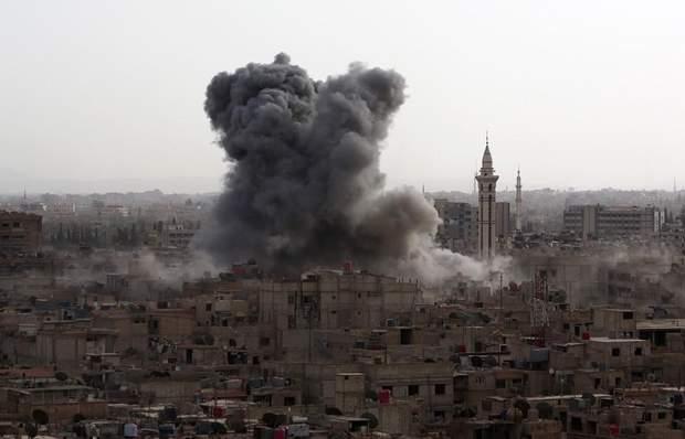 Сирія війна
