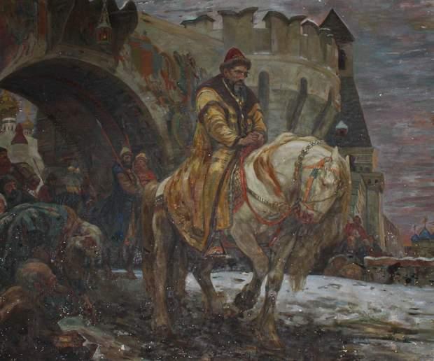 Картина Михайла Паніна повернеться в Україну із США
