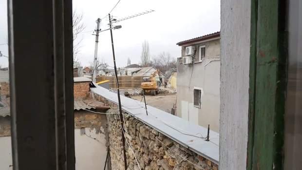 Будівництво, яка спричинила інцидент