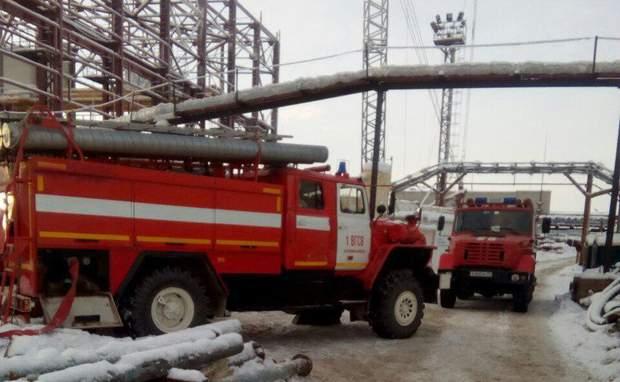 РФ Росія Солікамськ пожежа