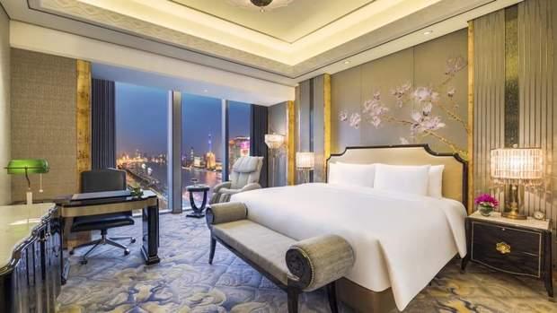 номер 7-зірковий готель Шанхай