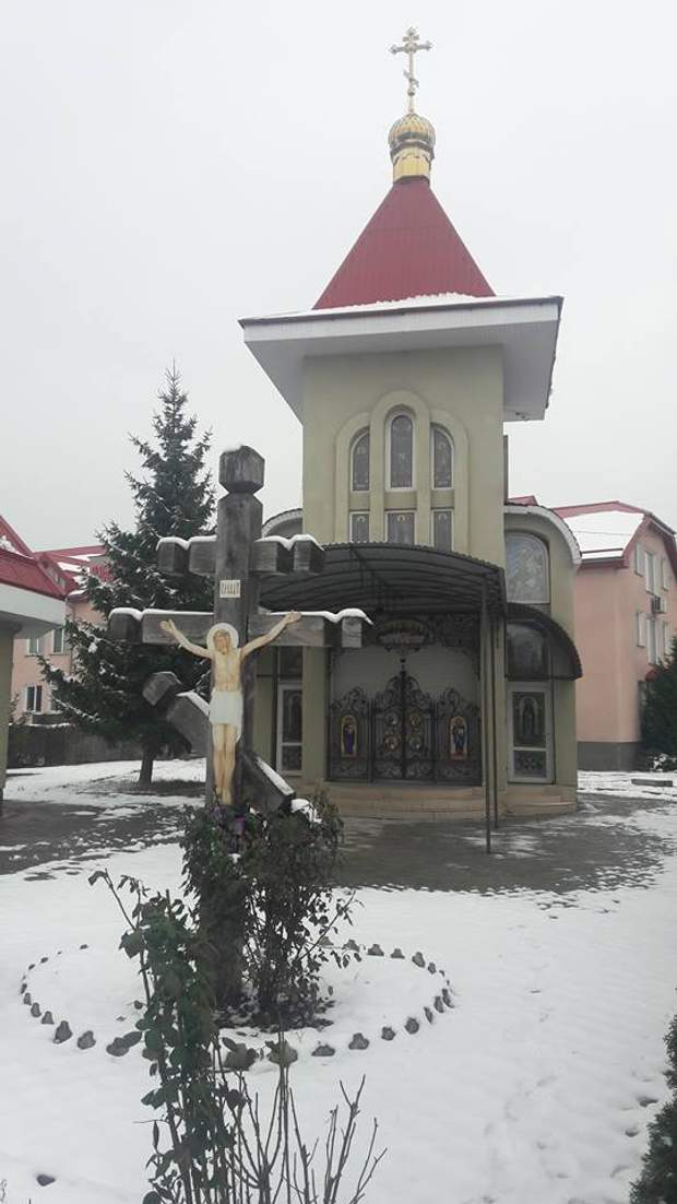 церква Закарпаття УПЦ МП ПЦУ