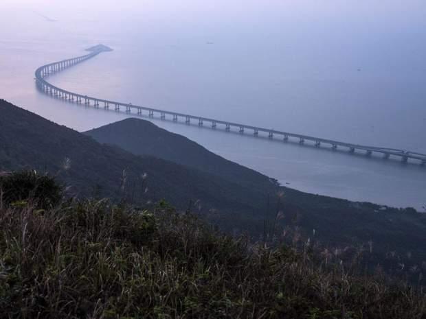 Китай найдовший міст
