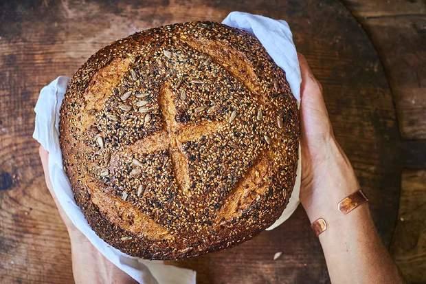 Дозоване вживання цільнозернового хліба продовжить життя
