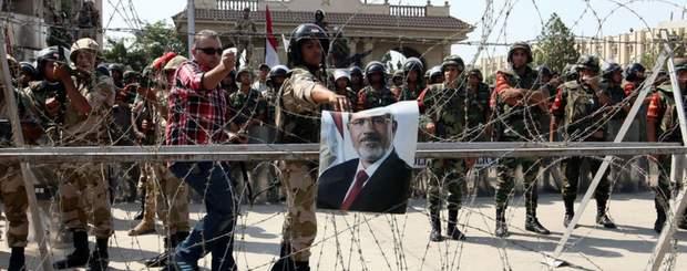 Військовий переворот в Єгипті