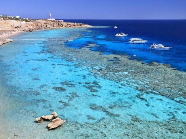 Червоне море в Єгипті