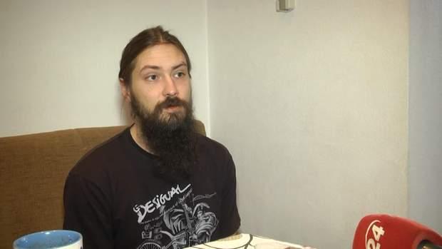 Ініціатор створення соцтаксі Леонід Балдін