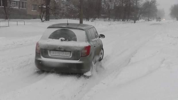 сніг Україна прогноз сніг