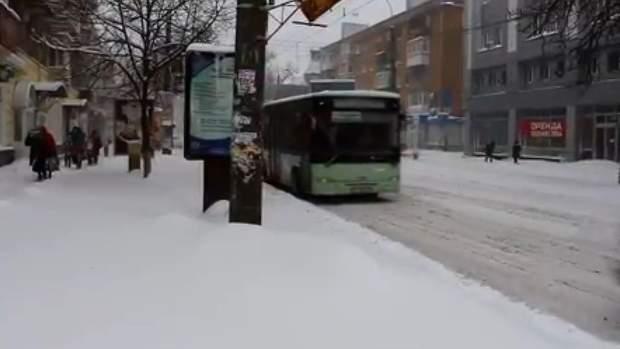 сніг сніг в Україні засніжило оп ади прогноз