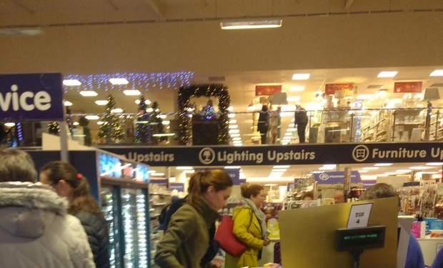 Кейт Міддлтон здійснила покупки в звичайному магазині