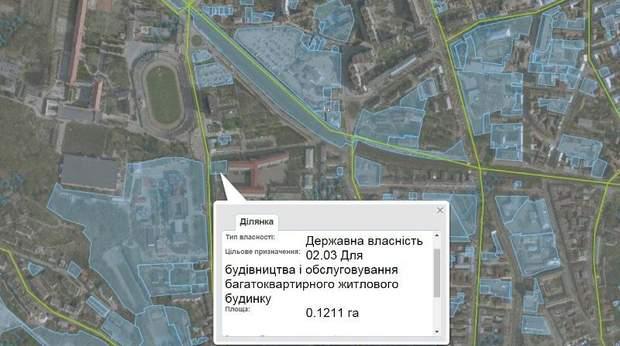 ділянка Львів будівництво