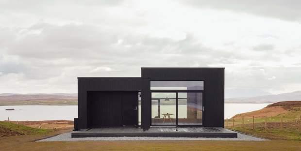 будинок острів Скай Шотландія