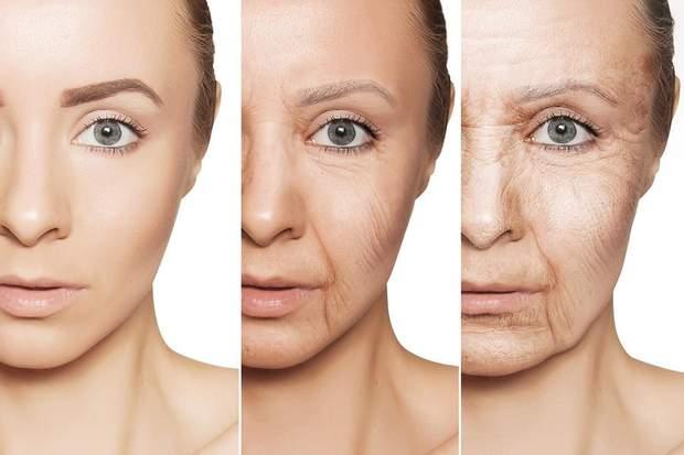 Вживання алкоголю та психоемоційний стресовий стан призводять до передчасного старіння