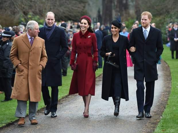 Королівська родина Великобританії