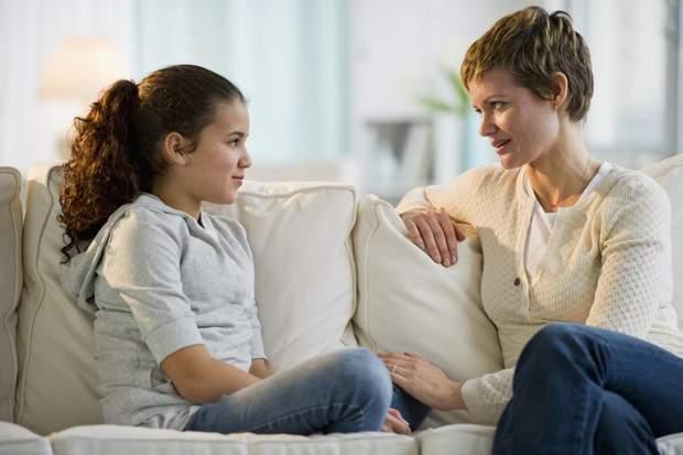 Батьки повинні говорити з дітьми з позиції турботи та підтримки