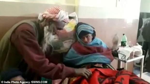найстаріша мама у світі