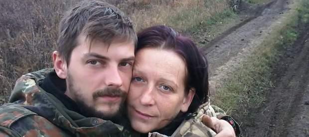 Євген Тоненьковий з дружиною