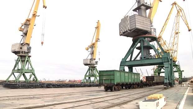 порт Ольвія водний транспорт