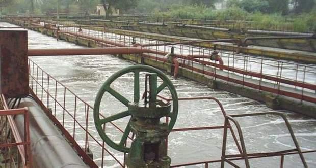 У Маріуполь вода надходить з річки Сіверський Донець