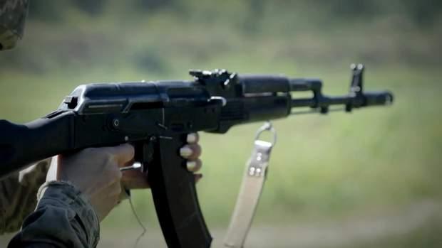 Тренування українських десантників