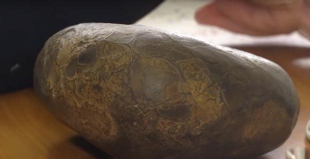 Метеорит у Карпатах