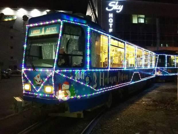 дніпро трамвай