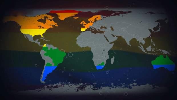 ЛГБТ геї лесбійки