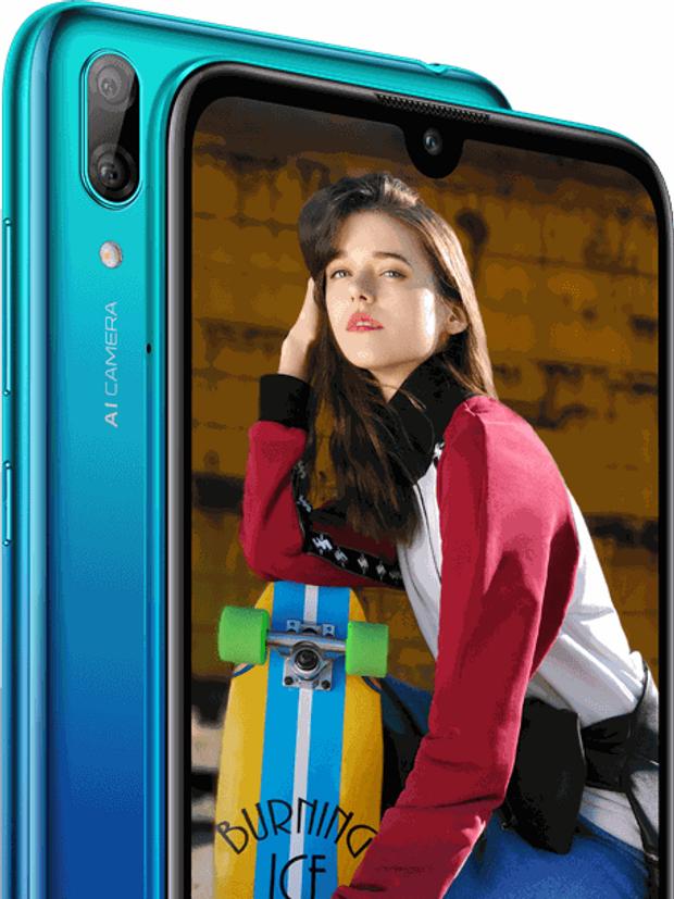 Смартфон Huawei Y7 Pro 2019