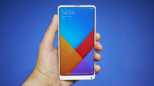Xiaomi Mi Mix 2S,