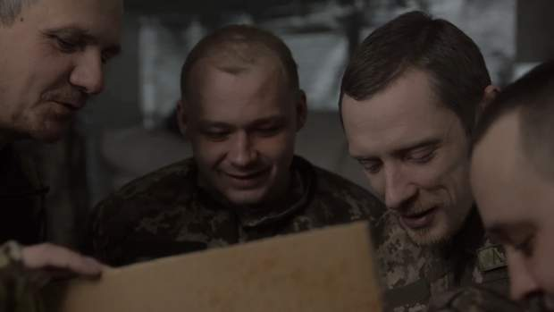 Подарунок для військових