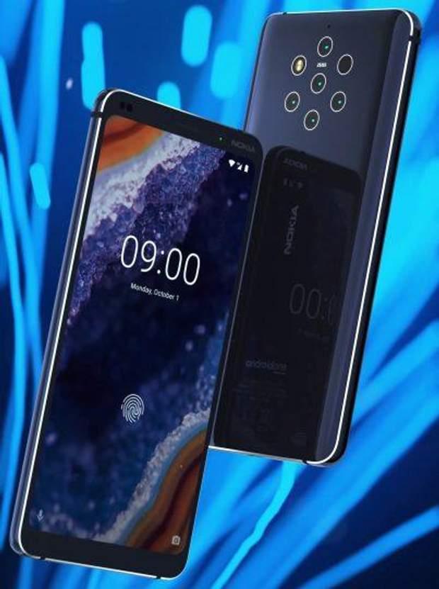 Смартфон Nokia 9