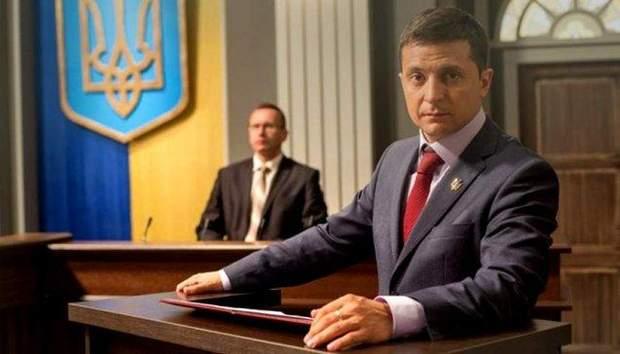 Зеленський Зеленський президент 95 квартал