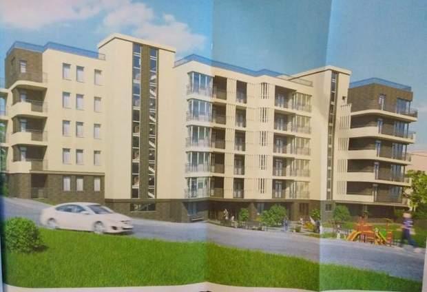 Будівництво квартал Львів