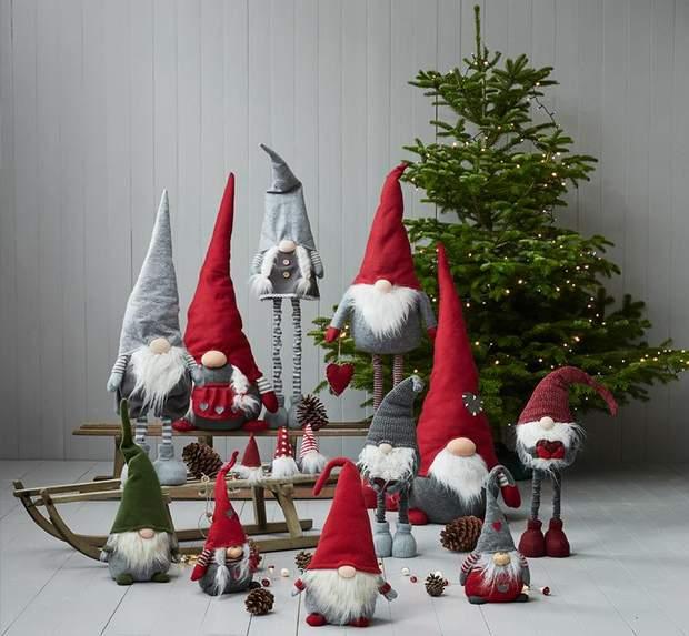 декор різдвяний