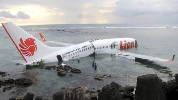 Авіакатастрофа пасажирського літака