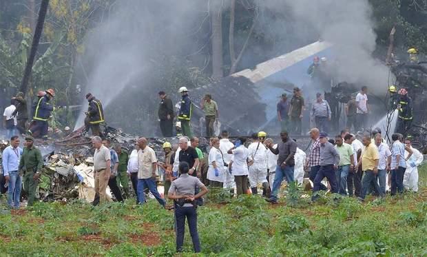Авіакатастрофа пасажирського літака Boeing 737 авіакомпанії Cubana de Aviacion