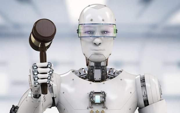 Робот-судья сможет вынести идеально справедливый вердикт