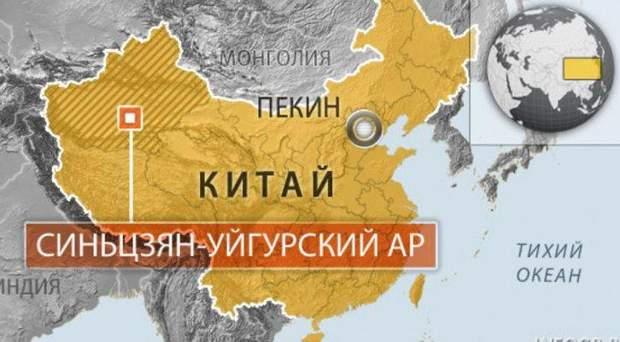 Синцзян-уйгурский автономный район Китая